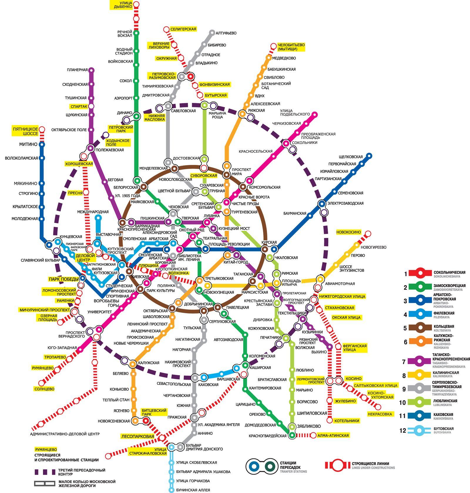 Мио мой мио новая карта метро уже
