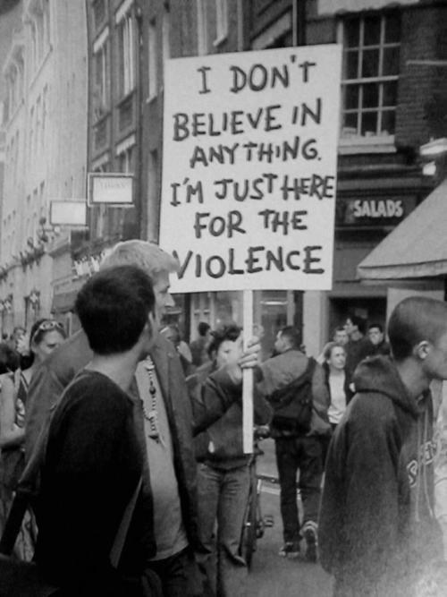 violance