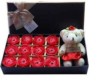 Click here to purchase your Rose Soap with Little Bear Set at Amazon!