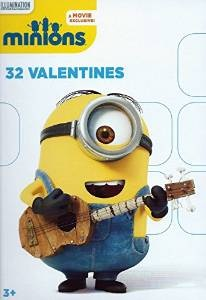 Click here to purchase your Minions Valentine's Day Cards at Amazon!