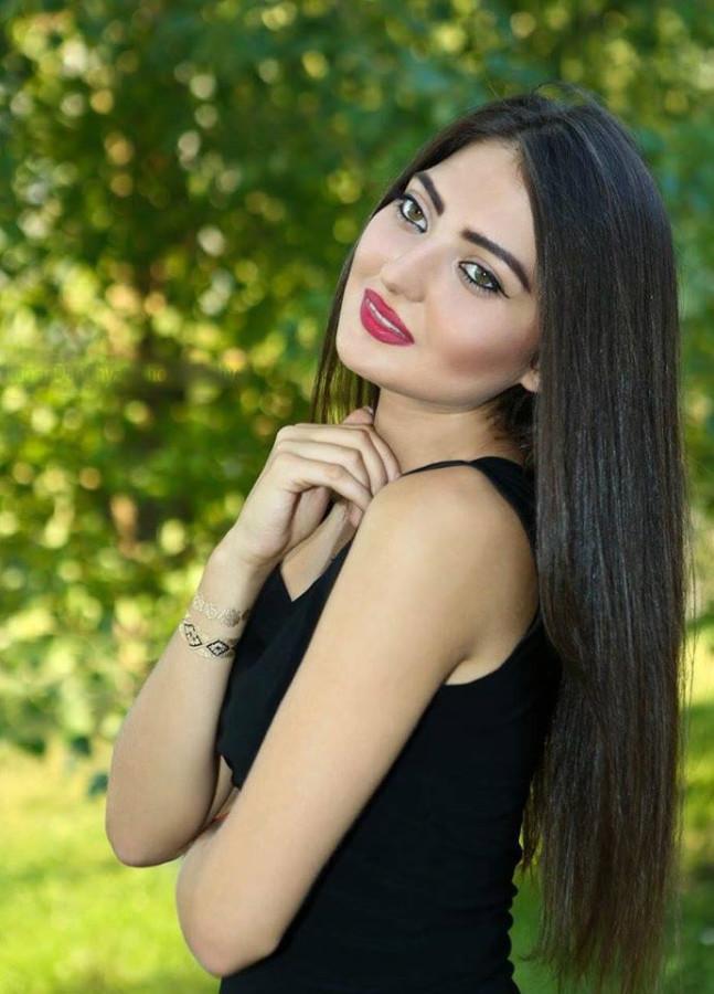 Фото самых красивых армяночек мира
