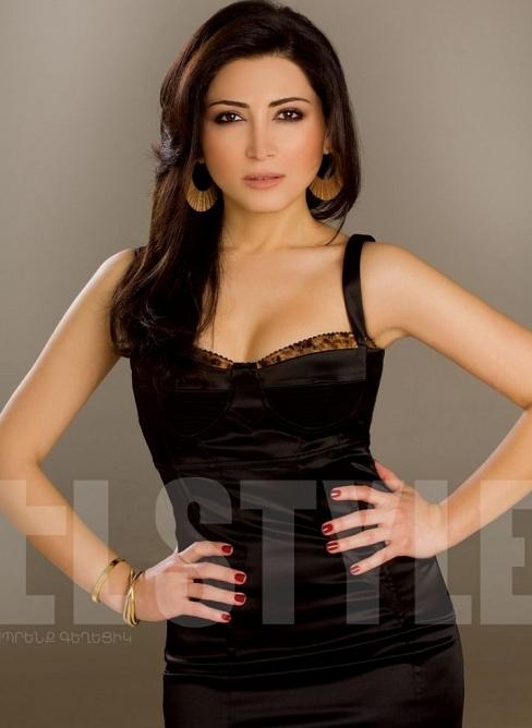 armenian singers 2017