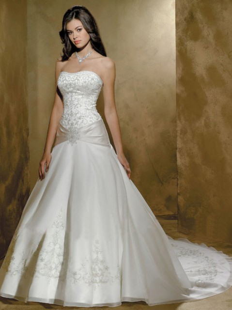 How To Choose A Wedding Dress Or Prom Dress Jamesblunt1