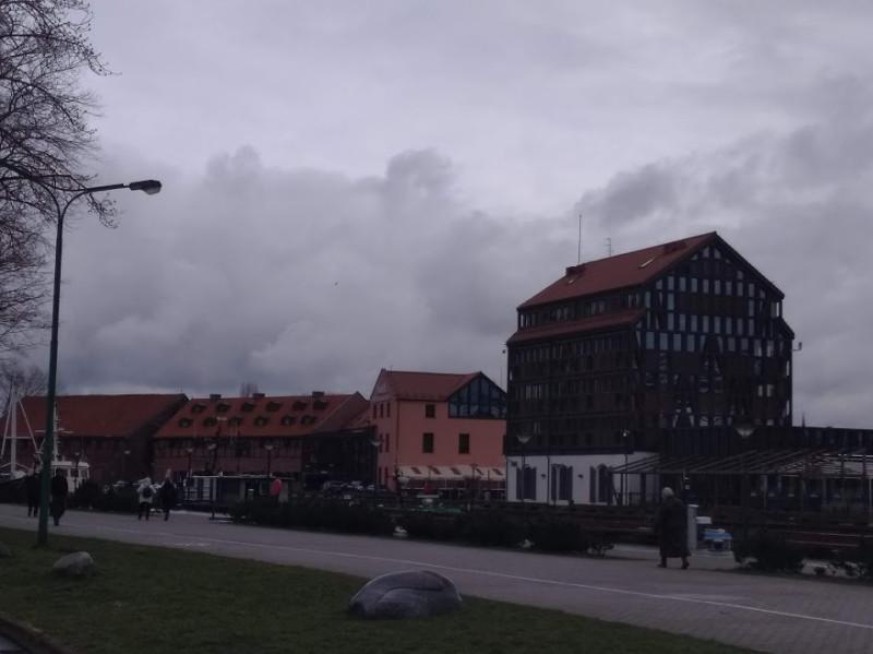 В клайпедском порту... (foto: jan_okalita)