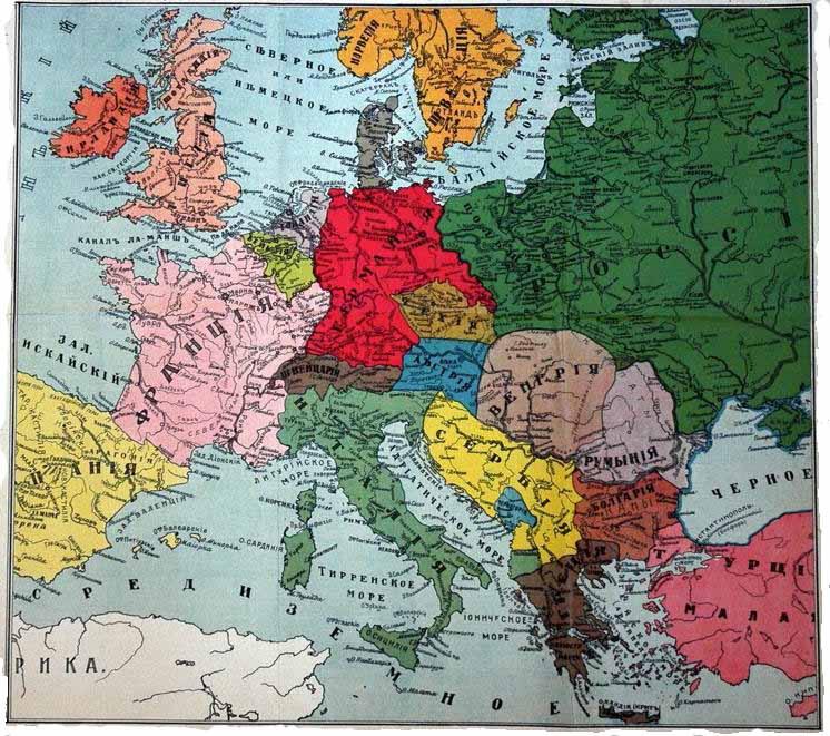 Europa_1914