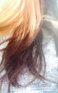 Hair - Before