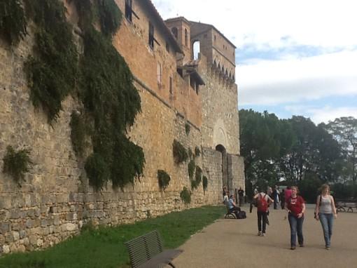 Сан-Джимильяно в Италии