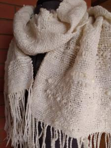 евгения боброва, ткачество, шарф, мастер-классы по прядению