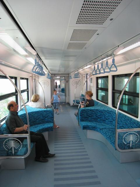 Монорельсовый поезд