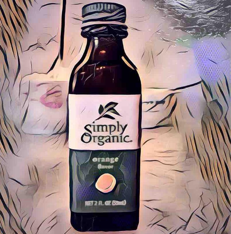 Simply Organic, Апельсиновый ароматизатор, 2 жидк. унц. (59 мл)
