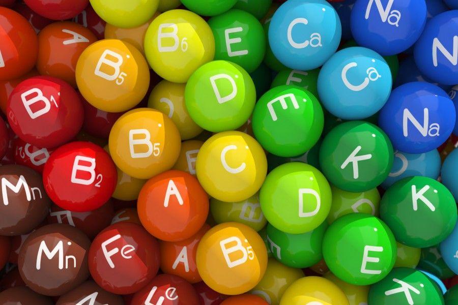 Витамины лучшая форма