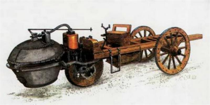 Фото самые первые машины