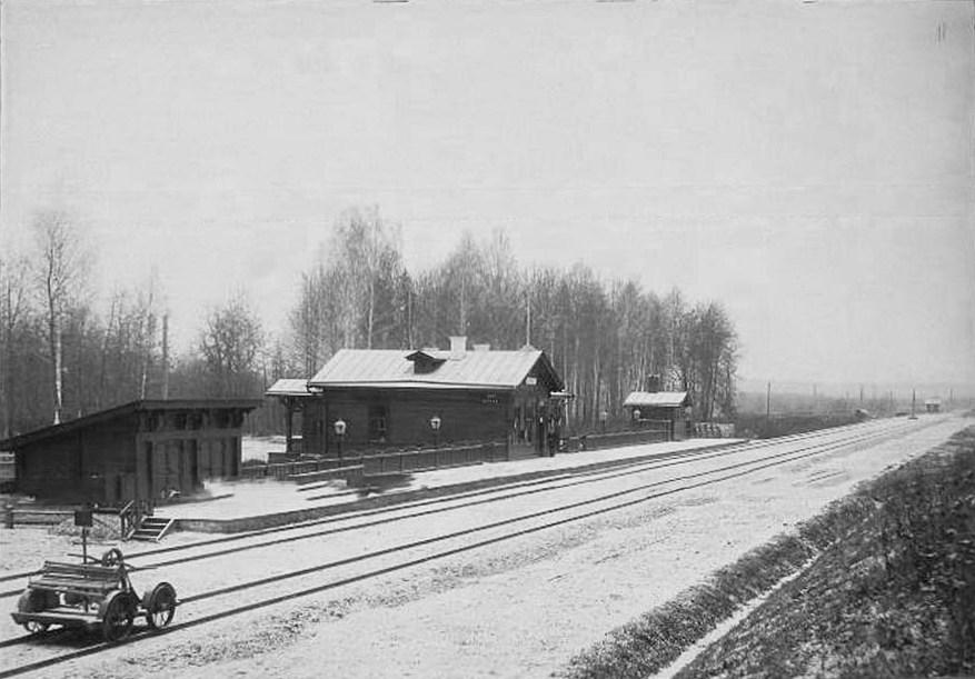 11 Вид станции V класса Ураково на 473 версте