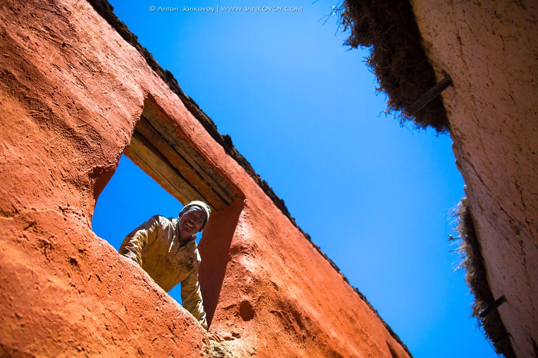man_and_wall