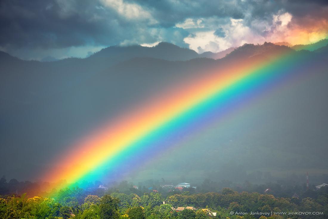 Картинки по запросу радуга и дождь