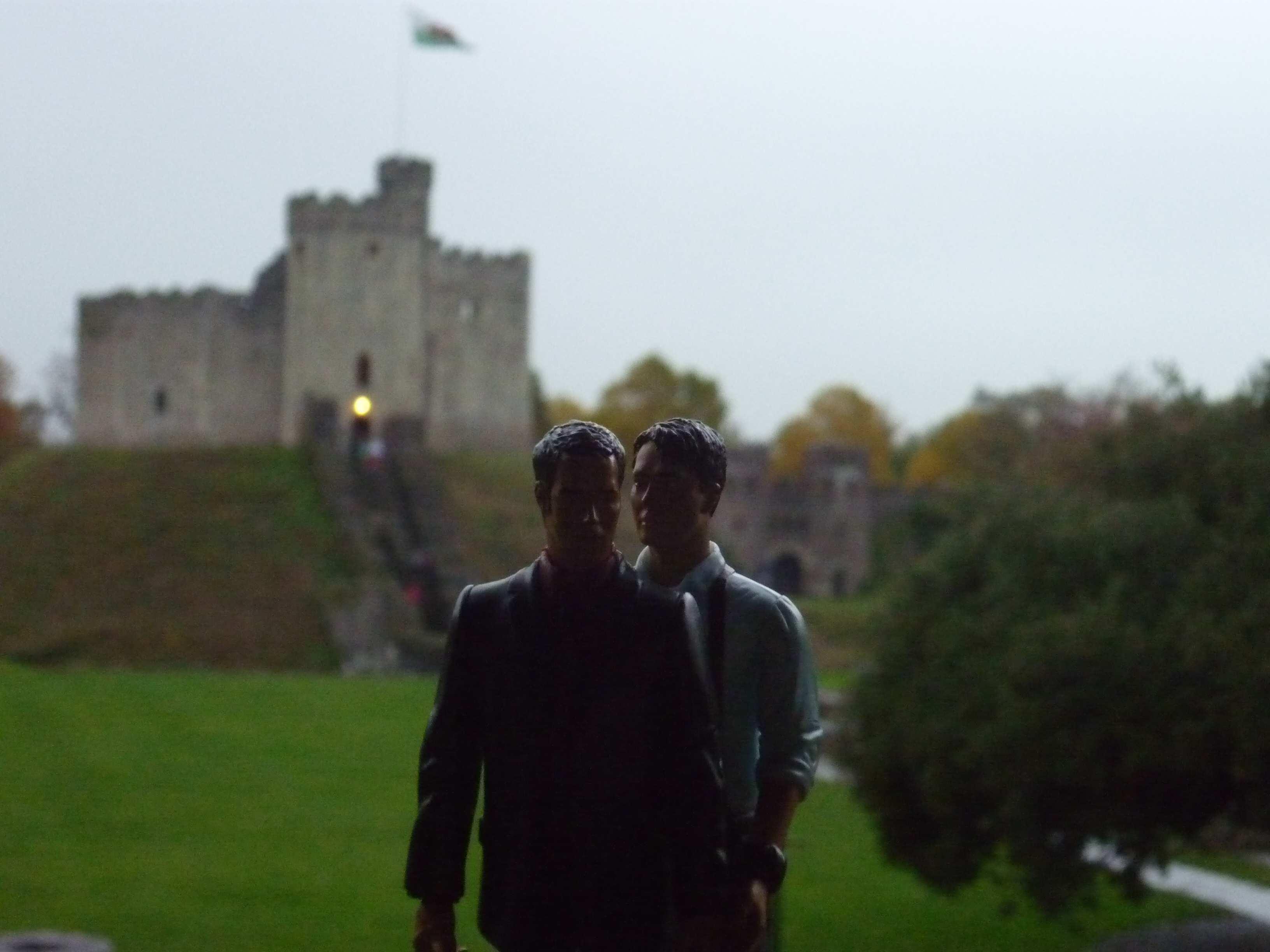 2012.11.01 -01- Cardiff Castle