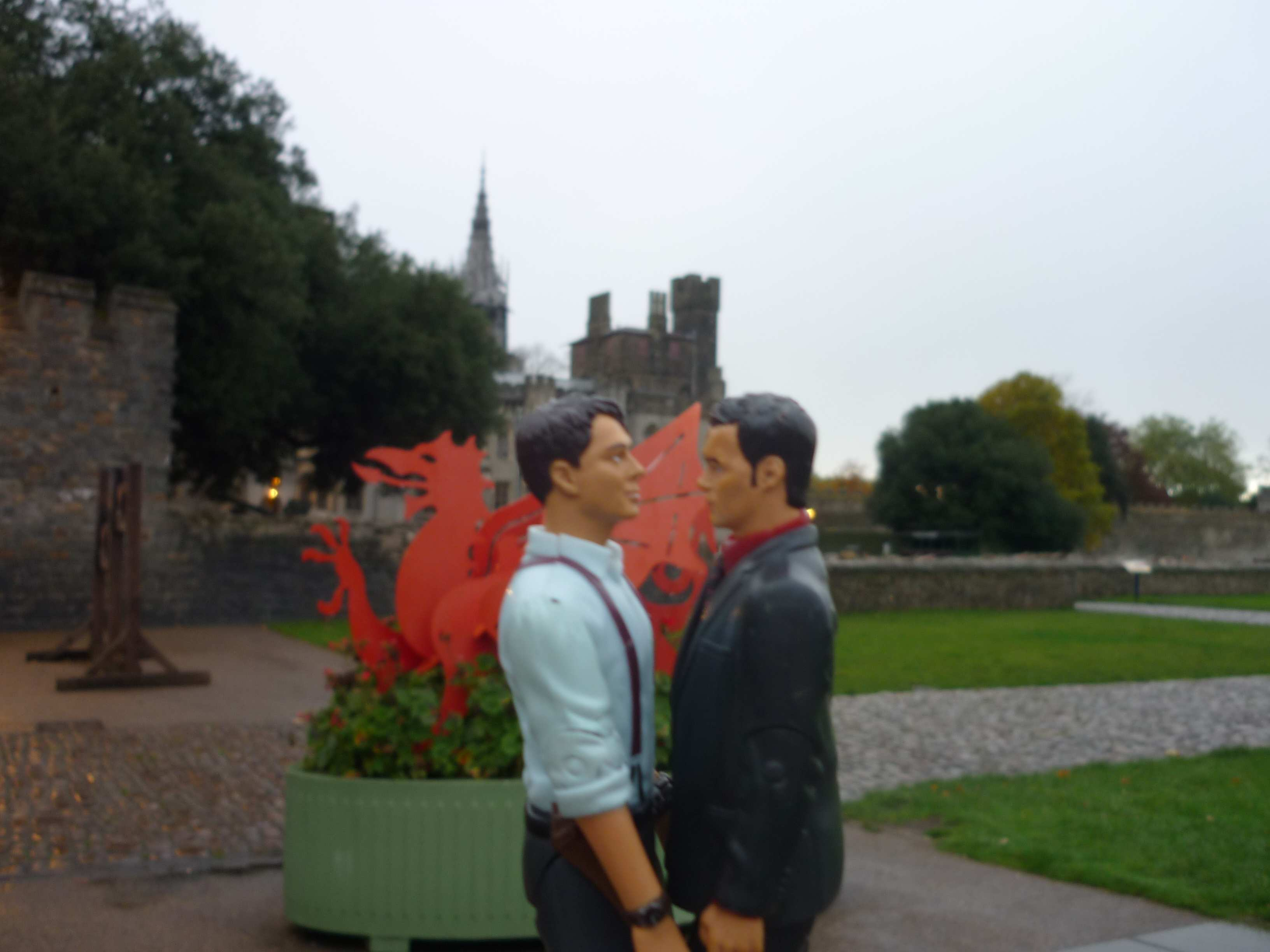 2012.11.01 -02- Cardiff Castle