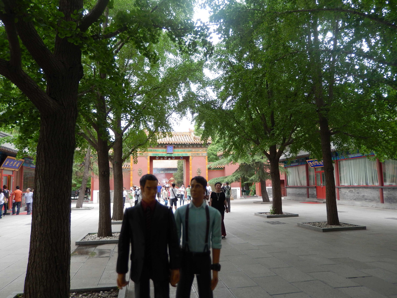 2013.06.10 - 01 - Beijing - Lama Tempel