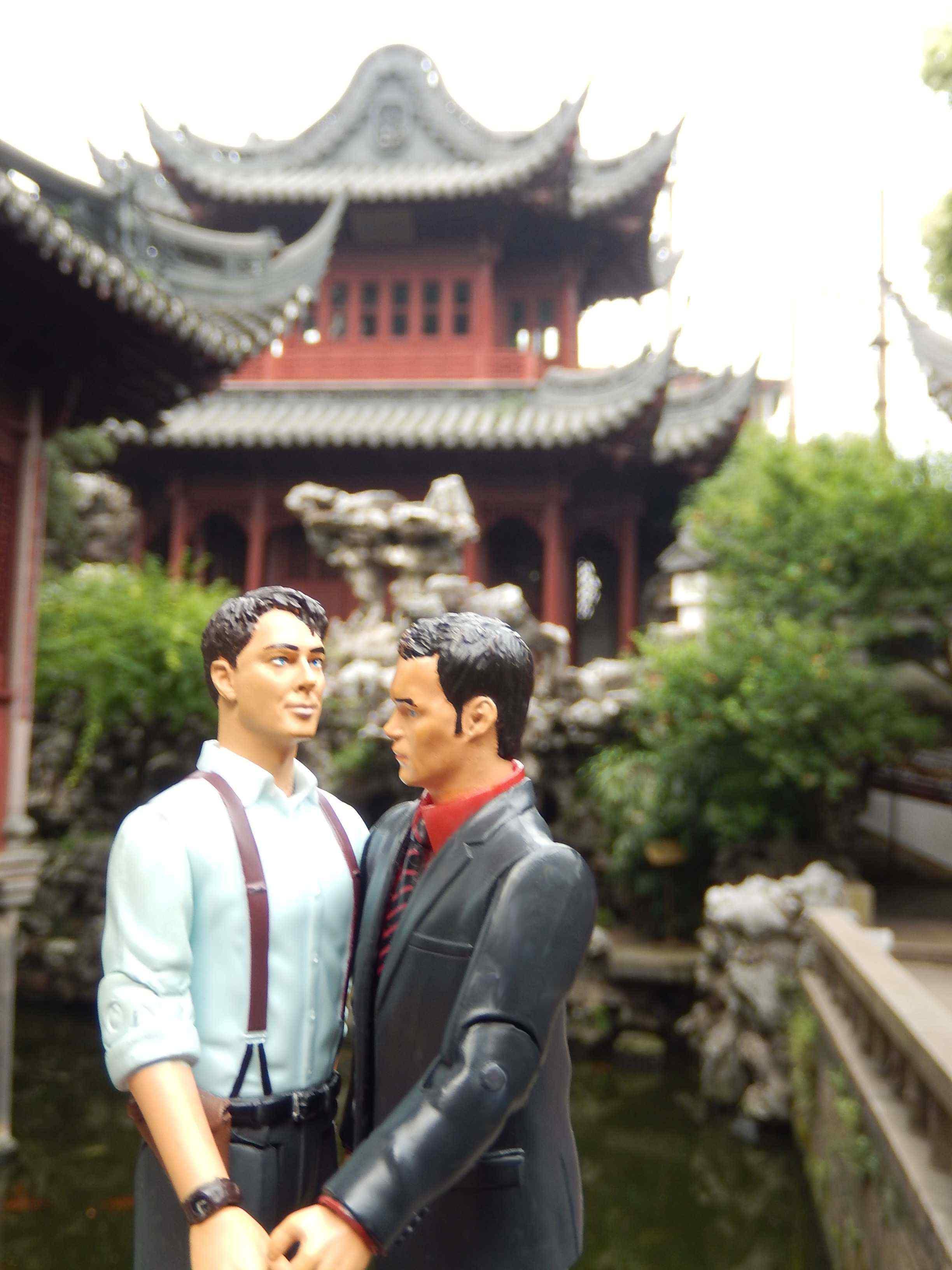 2013.06.19 - 07 - Shanghai Yu-Garten