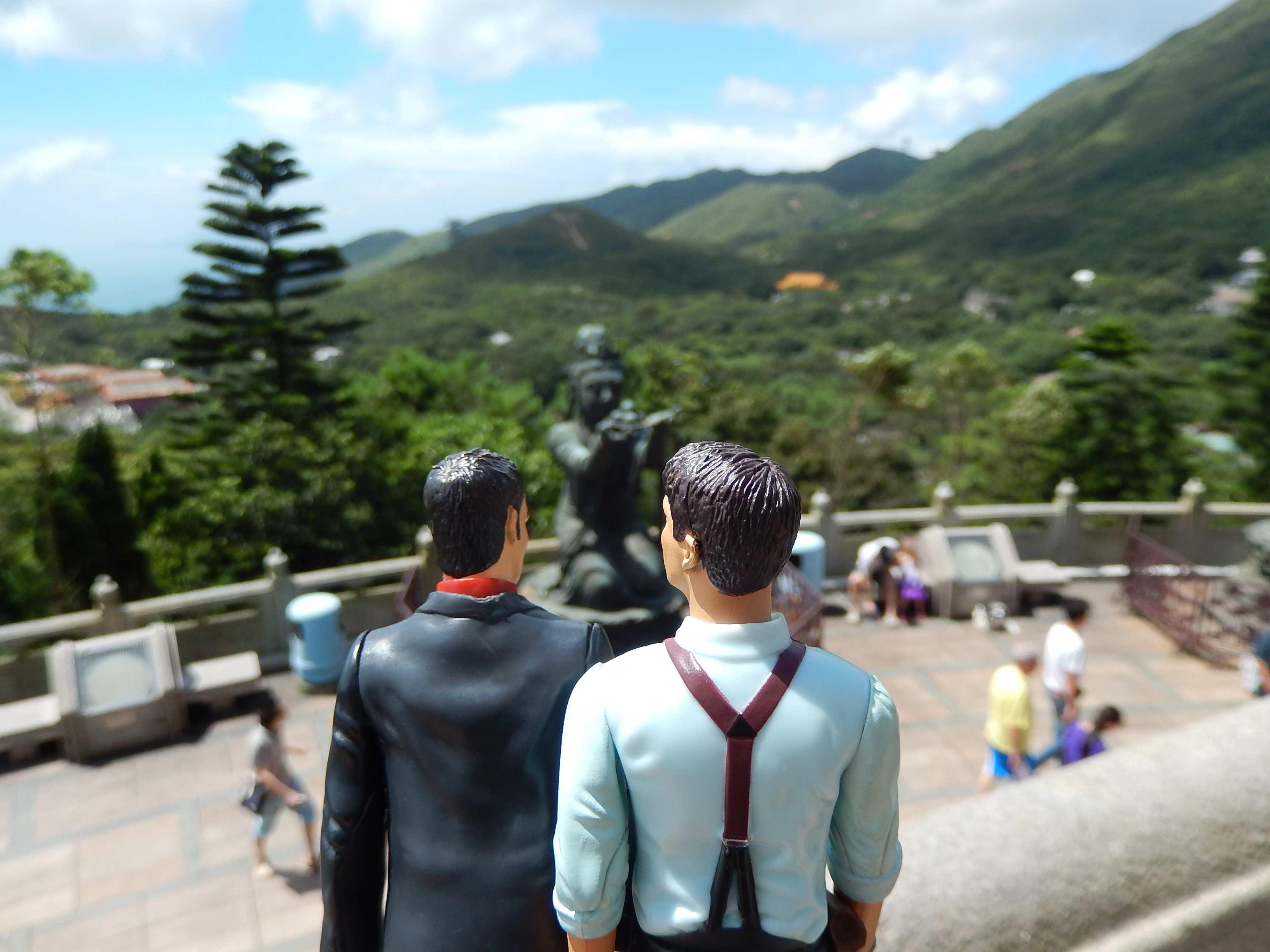 2013.06.27 - 04 - Big Buddha auf Lantau