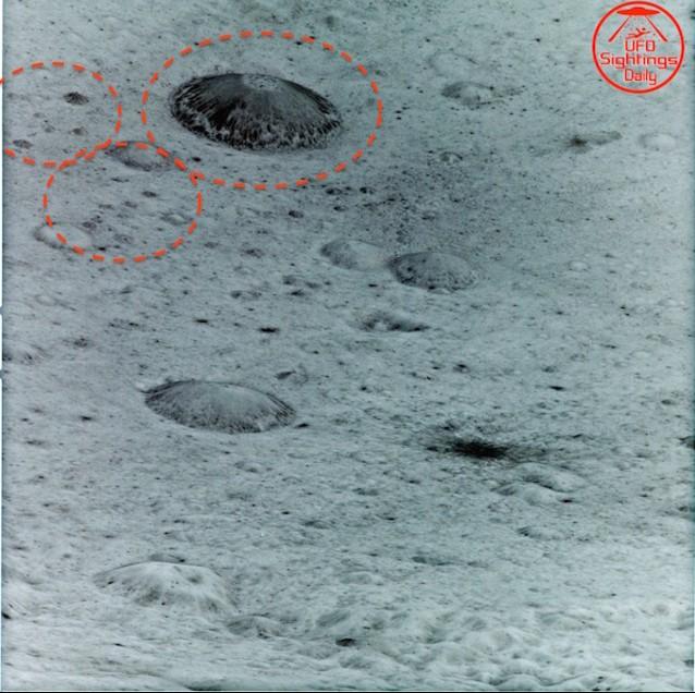 Купола на луне фото хочется
