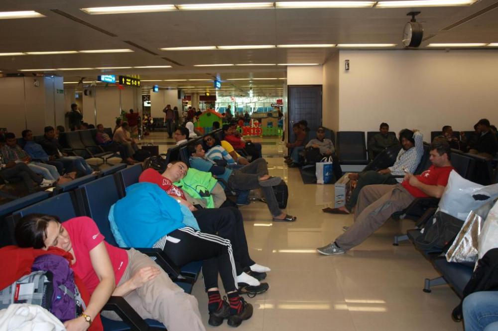 1 в_дпочинок в аеропорту Шарджа