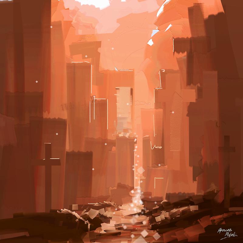 Вид на город в плюс 50