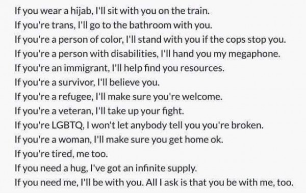 I pledge...