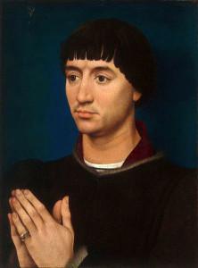 444px-Rogier_van_der_Weyden_-_Portrait_Diptych_of_Jean_de_Gros_(right_wing)_-_WGA25693