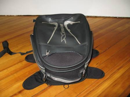 Givi tank bag top