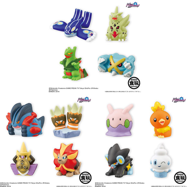 Pokemon Kids Set Jan 2015