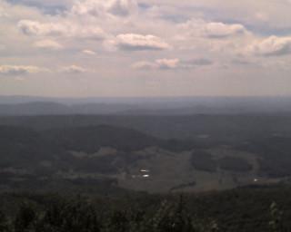 View from Bear Cliffs