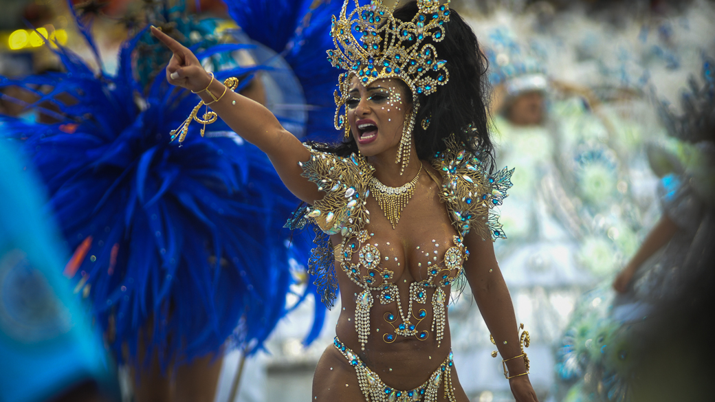Бразильские красавицы видео карнавал — photo 1