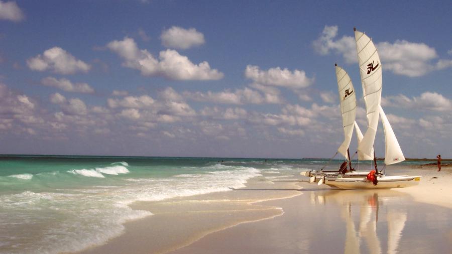 ТОП 5: Лучшие пляжи Кубы Playa-Pilar-002