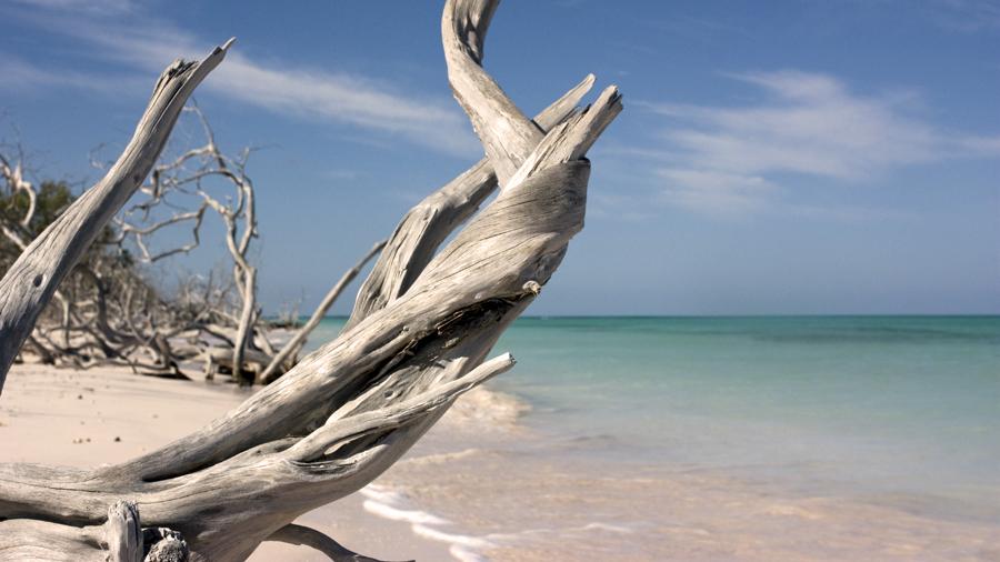 ТОП 5: Лучшие пляжи Кубы Playa-Santa-Lucia-002