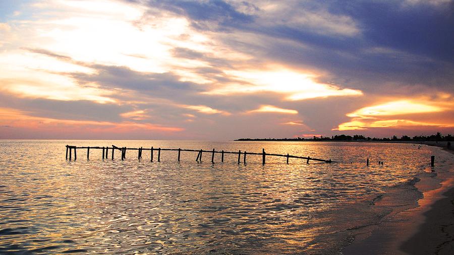 ТОП 5: Лучшие пляжи Кубы Playa-Ancon-003