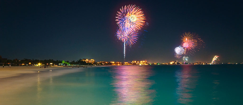 fireworks-grace-bay-providenciales