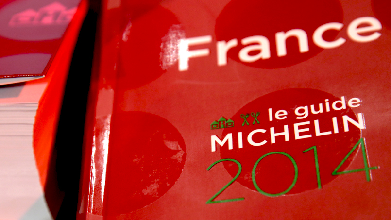FRANCE-MICHELIN