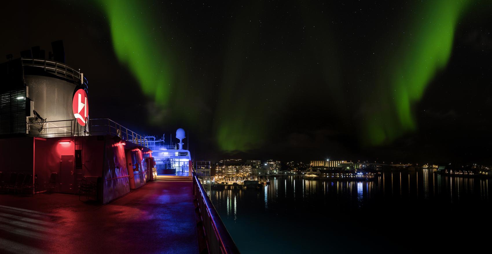 Norway-Hurtigruten-Jazztour