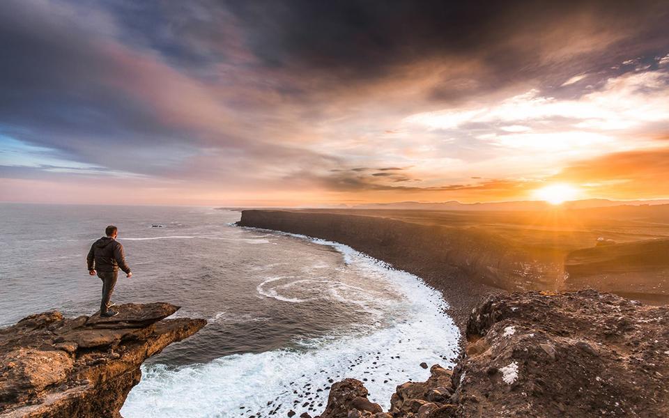Замки исландии