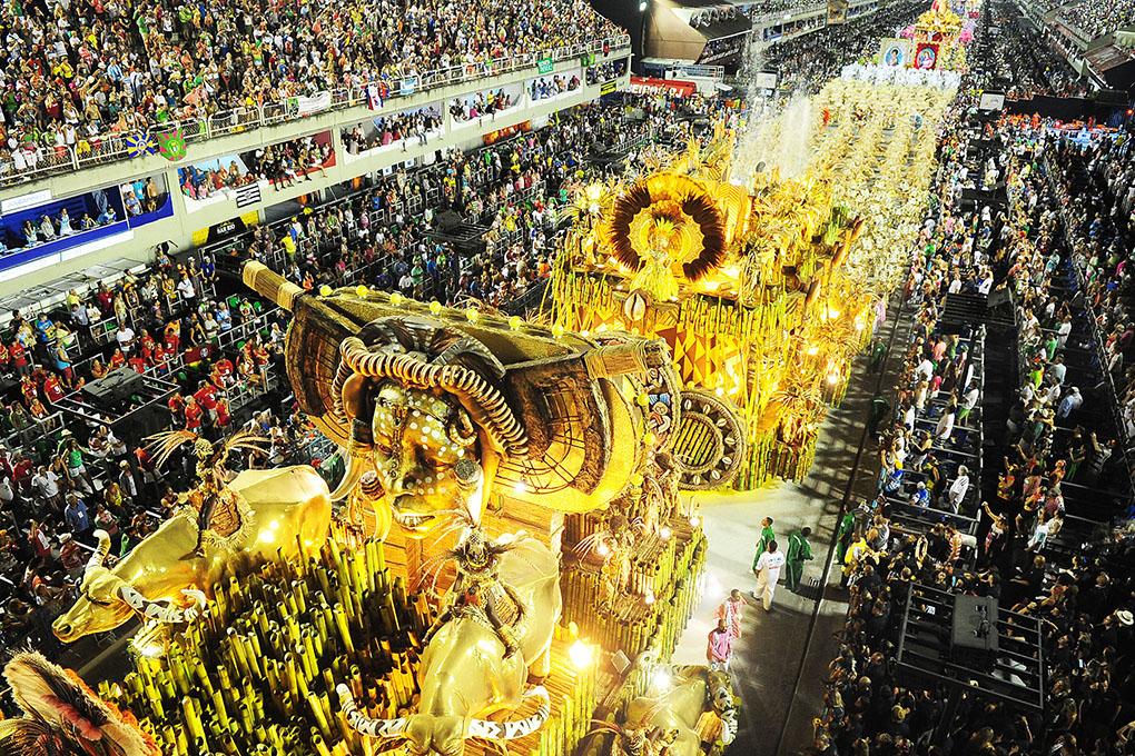 бразилия карнавал фото 2016