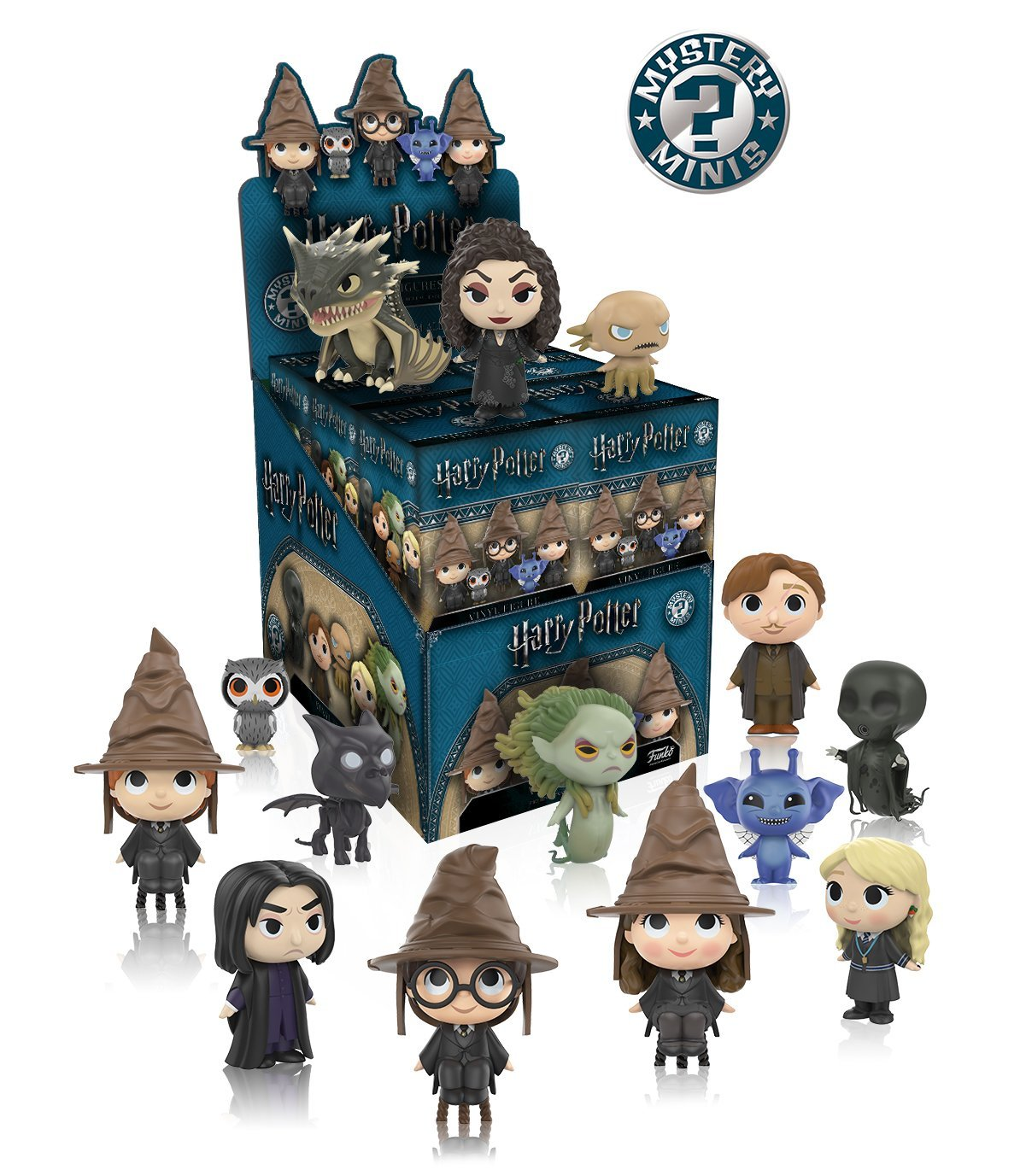 HP mystery minis set2