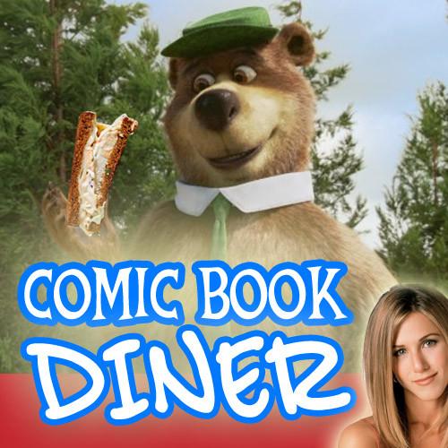 Comic Book Diner