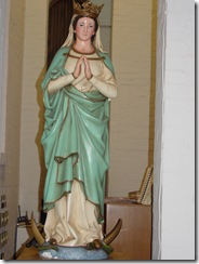Statue of Mary