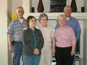 Matheny family