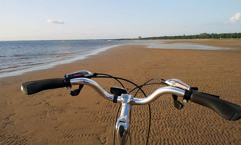 Путешествуем на велосипеде.