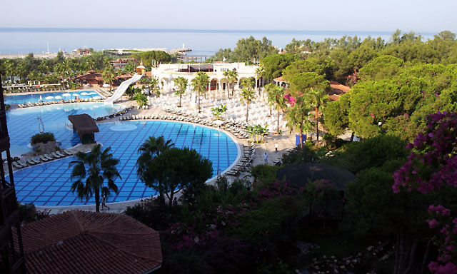 806970 original Letoonia Golf Resort. Belek. Antalya. Turkey.