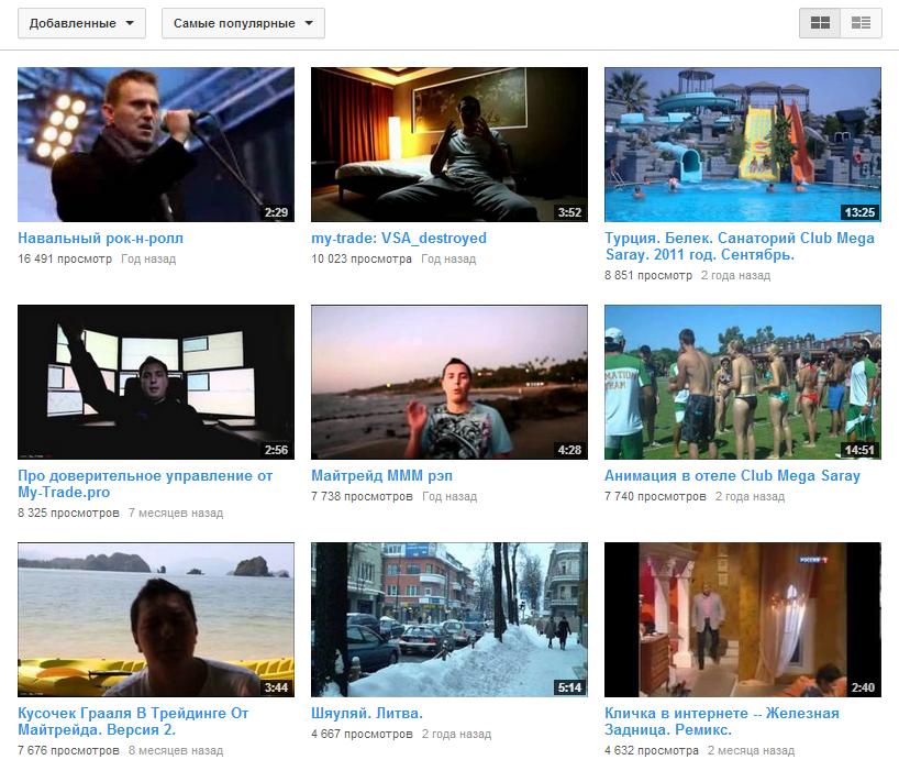 836003 original Канал на Youtube