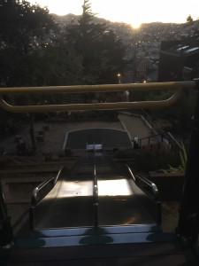 gleaming slide