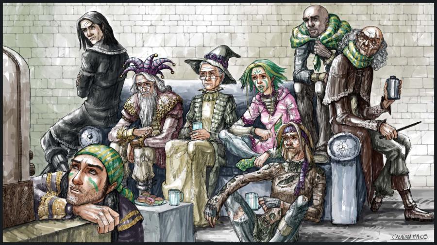 quidditch by caladan